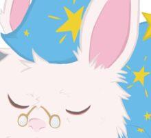 Fluffy Wizard Sticker