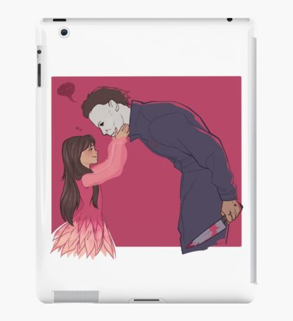 Myers and Jamie iPad Case/Skin