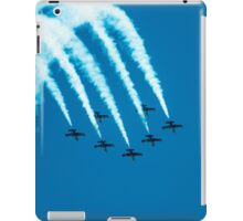 Breitling jet team iPad Case/Skin