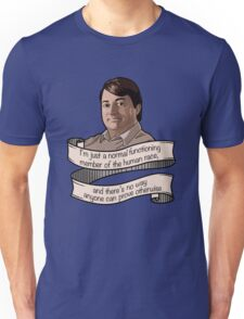 "Peep Show ""Mark Corrigan"" Unisex T-Shirt"