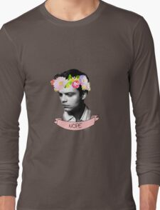Sebastian Stan the flower child Long Sleeve T-Shirt