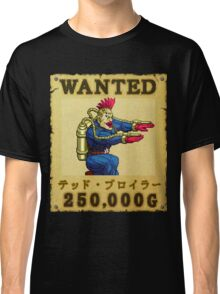 Ted Broiler Wanted Poster Classic T-Shirt