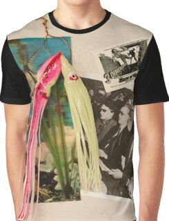 3D House of Wax Graphic T-Shirt