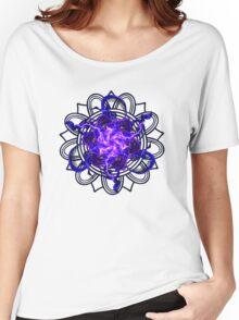 Energetic Geometry - Magick Weaver Bloom Mandala Women's Relaxed Fit T-Shirt
