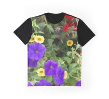 Don't be a Pansy Graphic T-Shirt