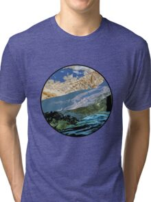 The Beautiful Earth Tri-blend T-Shirt