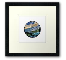 The Beautiful Earth Framed Print