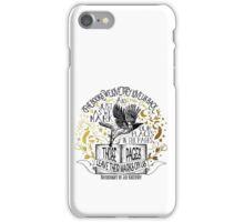 Nevernight - Books Love Us Back iPhone Case/Skin
