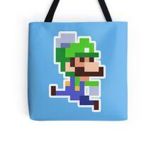 PixelStiff Luigi Tote Bag