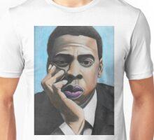 Jay Z Blue Unisex T-Shirt