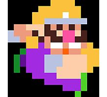 PixelStiff Wario Photographic Print
