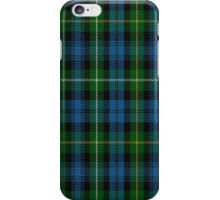 01875 Campbell of Argyll (No Guards) Clan/Family Tartan iPhone Case/Skin