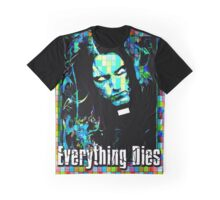 EVERYTHING DIES - STAINED GLASS Graphic T-Shirt