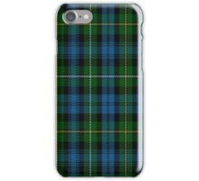 01874 Campbell of Argyll #2 Clan/Family Tartan  iPhone Case/Skin