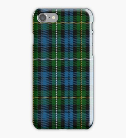 01874 Campbell of Argyll #2 Clan/Family Tartan  iPhone Case/Skin