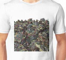 Economic Landscape with Canals Unisex T-Shirt