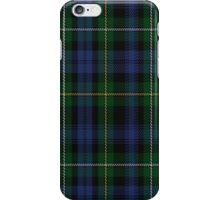 01873 Campbell of Argyll Clan/Family Tartan  iPhone Case/Skin
