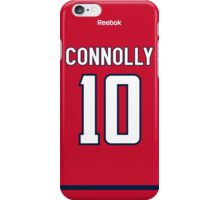 Washington Capitals Brett Connolly Jersey Back Phone Case iPhone Case/Skin