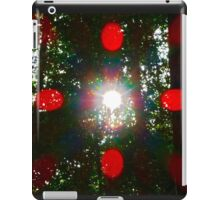 CAMERA TRICKS IN THE JUNGLE iPad Case/Skin