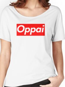 Oppai Women's Relaxed Fit T-Shirt