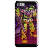 Transformers Devastator iPhone Case/Skin