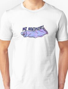 my ointment cream container Unisex T-Shirt