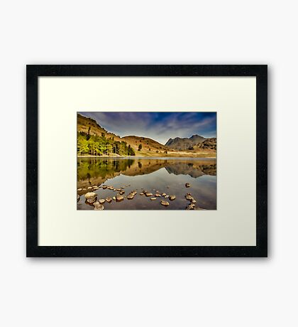 Reflections Blea Tarn Framed Print