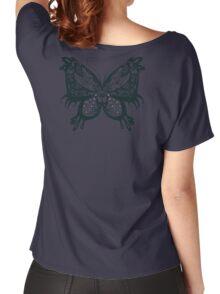 Schizophrenic Butterfly Women's Relaxed Fit T-Shirt