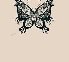 Schizophrenic Butterfly Unisex T-Shirt