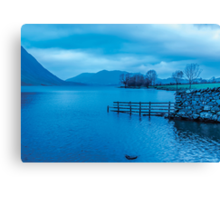 Early Morning at Buttermere Canvas Print