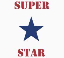 Super Star (with Star) by starcloudsky