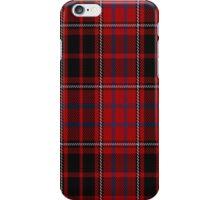 01864 Cameron of Locheil #3 Artefact Tartan  iPhone Case/Skin