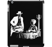 A Strong Land Growing - White iPad Case/Skin