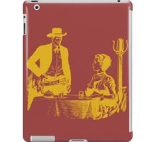 A Strong Land Growing - Gold iPad Case/Skin
