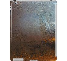 Condensation on Metal Texture iPad Case/Skin