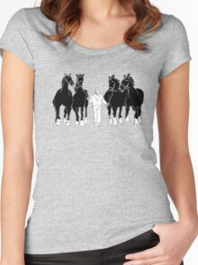 Clydesdales Women's Fitted Scoop T-Shirt