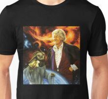 Jon Pertwee Sea Devil Unisex T-Shirt