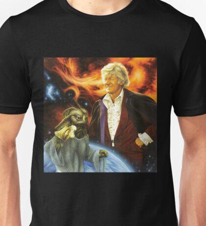 Jon Pertwee Sea Devil Unisex T-Shirt