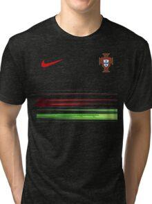 Euro 2016 Football Team Portugal Tri-blend T-Shirt
