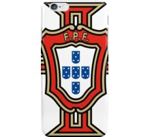Euro 2016 Football Team Portugal iPhone Case/Skin