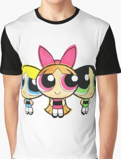PowerPuff Graphic T-Shirt