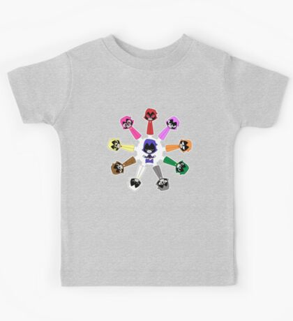 Raven's Emoticlones Kids Tee