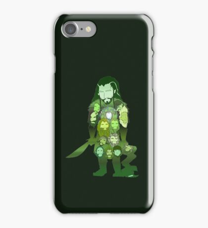 Thorin and the Dwarves iPhone Case/Skin