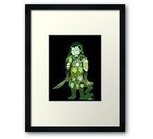 Thorin and the Dwarves Framed Print