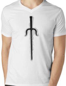 Sai Silver. Mens V-Neck T-Shirt