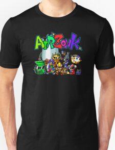 Air Zonk (TG16) Title Screen  Unisex T-Shirt