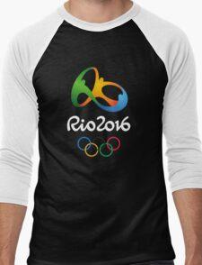 Olympic Rio 2016  Men's Baseball ¾ T-Shirt