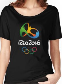 Olympic Rio 2016  Women's Relaxed Fit T-Shirt