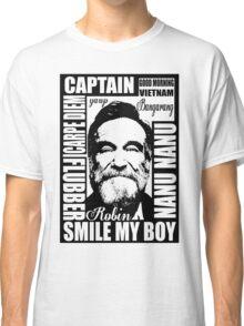 Robin williams tribute  Classic T-Shirt