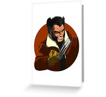 Days of future past Greeting Card